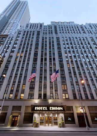 Hotel Edison New York City